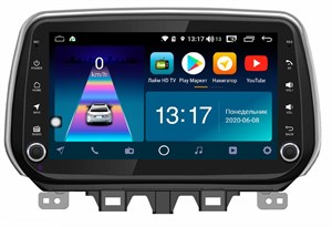 DayStar DS-8105ZK с DSP + 4G SIM + CarPlay для Hyundai Tucson 2018+ на Android 8.1.0