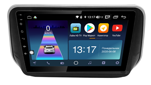 DayStar DS-8105Z с DSP + 4G SIM + CarPlay для Hyundai Tucson 2018+ на Android 8.1.0