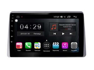Farcar RL1219R (S300) с DSP для Renault Arcana 2020+ на Android 8.1