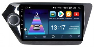 DayStar DS-7090Z с DSP + 4G SIM + CarPlay для KIA RIO 2011-2017 на Android 8.1.0