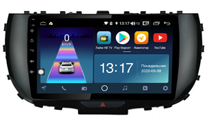 DayStar DS-7003Z с DSP + 4G SIM + CarPlay для KIA Soul 2018+ на Android 10.0