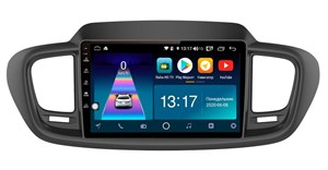DayStar DS-7019Z с DSP + 4G SIM + CarPlay для KIA Prime 2015+ на Android 8.1.0