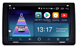 DayStar DS-7078Z с DSP + 4G SIM + CarPlay для Lada Granta 2011-2018 на Android 8.1.0