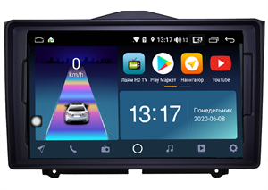 DayStar DS-7178Z с DSP + 4G SIM + CarPlay для Lada Granta 2018-2019 на Android 10.0