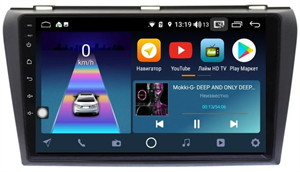 DayStar DS-7032Z с DSP + 4G SIM + CarPlay для Mazda 3 2003-2008 на Android 8.1.0
