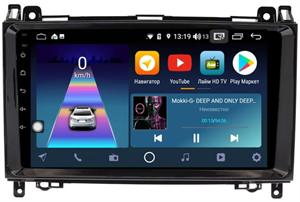 DayStar DS-7096Z с DSP + 4G SIM + CarPlay для Mercedes Vito/Viano/A-class/B-class на Android 10.0