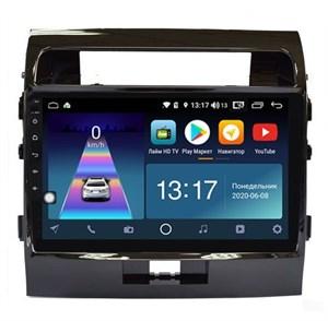 DayStar DS-9006Z с DSP + 4G SIM + CarPlay для Toyota Land Cruiser 200 2012-2015 на Android 10.0
