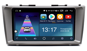 DayStar DS-8000Z с DSP + 4G SIM + CarPlay для Toyota Camry V40 2006-2011 на Android 10.0