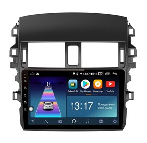 DayStar DS-8003Z с DSP + 4G SIM + CarPlay для Toyota Corolla 2007-2012 на Android 10.0