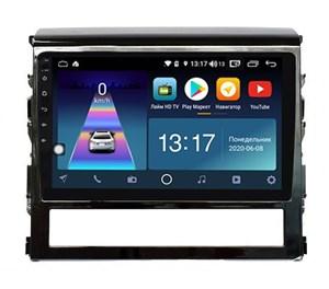 DayStar DS-8002Z с DSP + 4G SIM + CarPlay для Toyota Land Cruiser 200 2016+ на Android 10.0