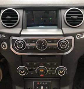 CarMedia XN-R7002 для Land Rover Discovery 2004-2009 DENSO на Android 9.0