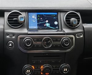 CarMedia XN-R7003 для Land Rover Discovery 2013-2017 BOSCH на Android 9.0