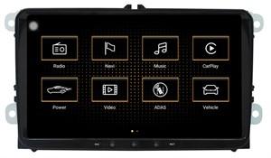 CarMedia MIB4-885-PQ для Seat Altea, Leon, Alhambra на Android 8.1