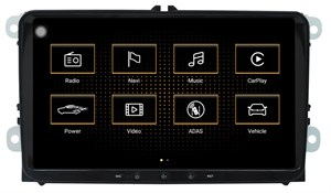 CarMedia MIB4-885-PQ для Skoda Fabia, Superb, Rapid, Octavia, Yeti на Android 8.1