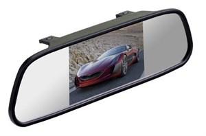 Зеркало монитор для камеры заднего вида CX-431 с экраном 5 дюймов