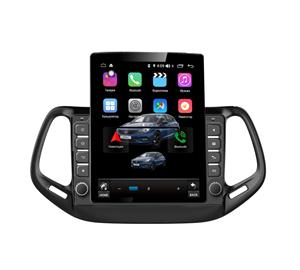 Farcar RT1008R (S300) TESLA с DSP для Jeep Compass II 2017-2021 на Android 9.0