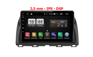 FARCAR LX2007R (S195) с DSP для Mazda CX-5 2011-2017 на Android 8.1