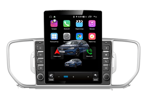 Farcar RT576R (S300) TESLA с DSP для KIA Sportage 2016+ на Android 9.0