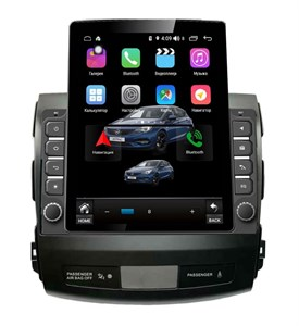 Farcar RT056R (S300) TESLA с DSP для Mitsubishi Outlander XL 2006-2012 на Android 9.0