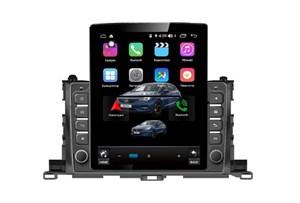 Farcar RT467R (S300) TESLA с DSP для Toyota Highlander (U50) 2014-2018 на Android 9.0