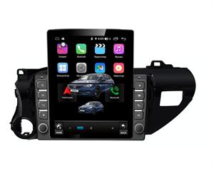 Farcar RT1077R (S300) TESLA с DSP для Toyota Hilux VIII 2015-2018 на Android 9.0
