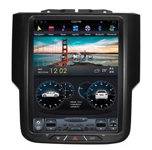 CarMedia ZF-1159-DSP Tesla-Style для Dodge RAM 1500 2009-2016 на Android 9.0