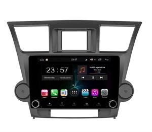 Farcar RG035RB+can (S300) SIM-4G с DSP для Toyota Highlander (U40) 2007-2013 на Android 9.0