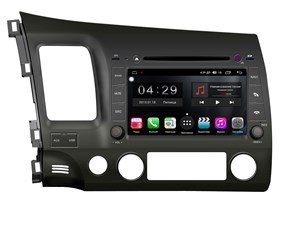 Farcar RG044 (S300) SIM-4G с DSP для Honda Civic 2007-2012 на Android 9.0