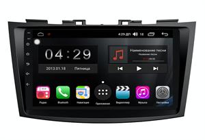 Farcar RG179R (S300) SIM-4G с DSP для Suzuki Swift 2011+ на Android 9.0