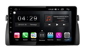 Farcar RG708R (S300) SIM-4G с DSP для BMW E46 1997-2006 на Android 9.0