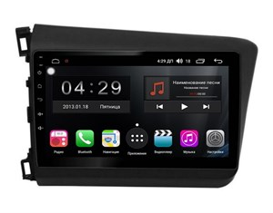 Farcar RL132R (S300) с DSP для Honda Civic 2012-2015 на Android 8.1