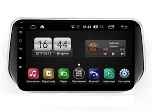 FARCAR LX1124R (S195) с DSP для Hyundai Santa Fe 2018+ на Android 8.1