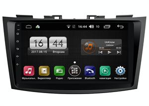 FARCAR LX179R (S195) с DSP для Suzuki Swift IV 2011-2017 на Android 8.1