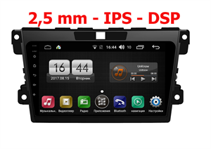 FARCAR LX097R (S195) с DSP для Mazda CX-7 2006-2012 на Android 8.1