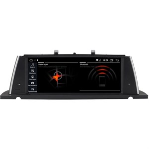 Farcar BM8029-CIC для BMW 5 F10, F11, F07 2009-2013 для CIC на Android 9.0