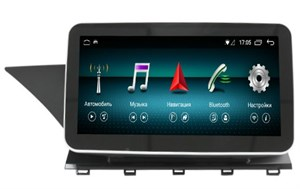 Farcar MB8010 для Mercedez Benz GLK-class 2008-2012 на Android 9.0