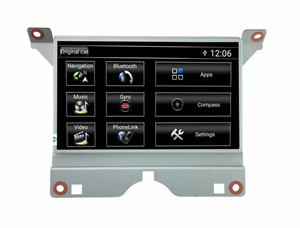Farcar JRR007 для Land Rover Discovery 3/4 2009-2012 на Android 9.0