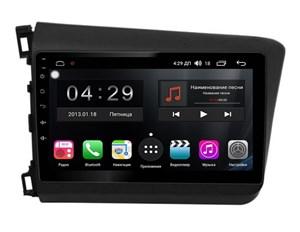 FARCAR RG132R (S300) SIM-4G с DSP для Honda Civic 2012-2015 на Android 9.0