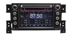 CarMedia KR-7063-S9 для Suzuki Grand Vitara II 2005-2016 на Android 8.1