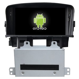 CarMedia KR-7016-S9 для Chevrolet Cruze I 2009-2012 на Android 8.1