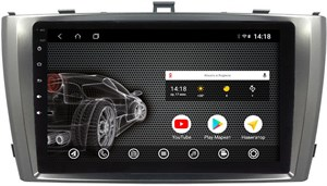Штатная магнитола Vomi ST2856-T8 для Avensis II 2003-2008 на Android 10.0