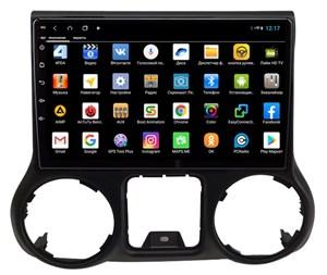 Parafar для Jeep Wrangler III (JK) 2007-2017 на Android 8.1.0 (PF099XHD)