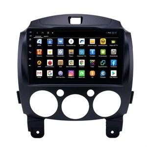 Parafar для Mazda 2 II 2007-2014 на Android 8.1.0 (PF165XHD)