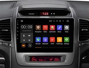 Штатная магнитола Roximo 4G RX-2301 для Kia Sorento II 2012-2020 (Android 10.0)