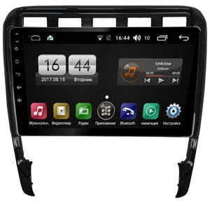 FARCAR  RG443R (S195) с DSP для Cayenne I (955) 2002-2006 на Android 8.1