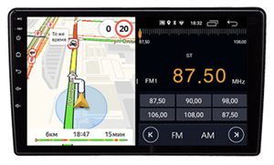 Parafar для Dodge (универсальная) на Android 8.1 (PF898LTX)
