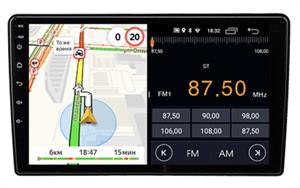 Parafar для Chrysler (универсальная) на Android 8.1.0 (PF897LTX)