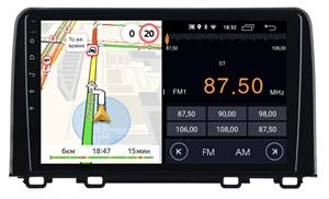 Parafar для Honda CR-V V 2017-2019 на Android 10.0 (PF008LTX)