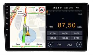 Parafar для Peugeot 3008 I, 5008 I, Partner Tepee II, 207 I, 307 I, Expert II на Android 8.1.0 (PF079LTX-C)