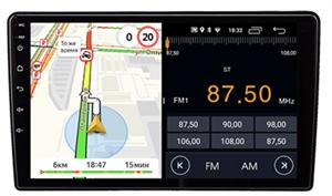 Parafar для Renault Duster 2015-2020 на Android 8.1.0 (PF162LTX)